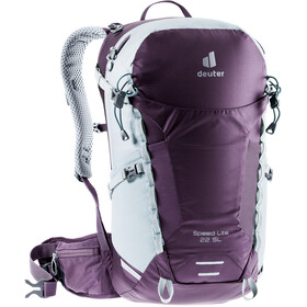 deuter Speed Lite 22 SL Backpack Women, plum/tin